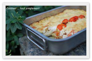 Gratin de légumes : Panais, carottes et PDT