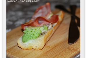 Tartine Romanesco ...