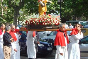 Sainte Restitude ,patronne de la Balagne.........