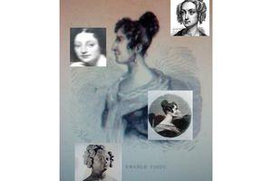 """Amable Tastu, critique littéraire in """" La Revue des deux mondes"""", 1832. Thèmes :l'écrivain et son oeuvre; littérature et vérité..."""