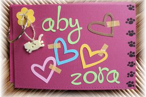 Mini album Aby & Zora
