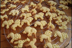Biscuits animaux