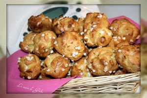 Chouquettes (thermomix)