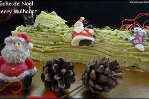 Bûches de Noël chez Thierry Mulhaupt (à faire soi-même ou série limitée)
