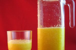 Jus d'orange au Cook'in®