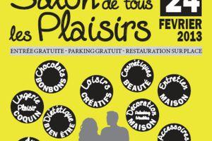 """""""Salon de tous les Plaisirs"""" à Mauron le 23 et 24 février"""