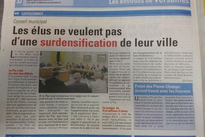 PLU: attention à la surdensification