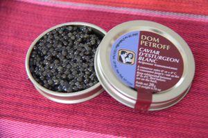 Et si vous goûtiez... du caviar ?