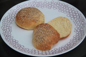 Petits pains pour Hamburger maison