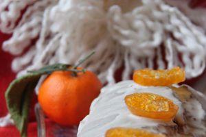 Cake Mandarine - Chocolat