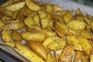 Potatoes maison (pommes de terre au four)