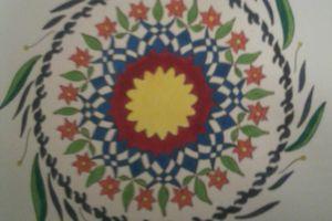 Mandala - Joie de vivre