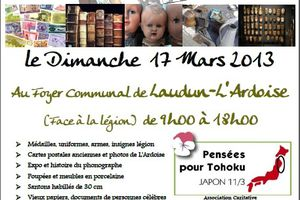 Assobo et les Enfants de FUKUSHIMA :Vente 17 mars 2013