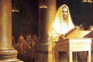 Mc 6, 1-6 Jésus chez les siens