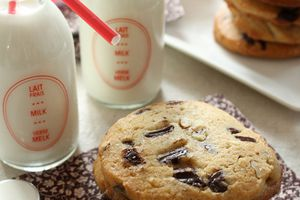 Chocolate chips cookies - Les cookies de NY