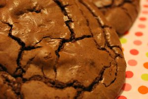 Cookies chocolat ananas