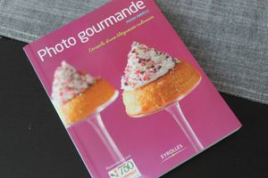 "Un livre ""Photo gourmande"""