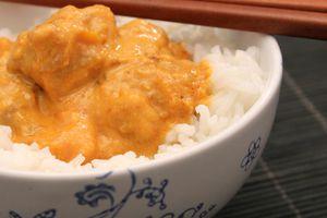 Hachis au curry rouge (à ma façon)