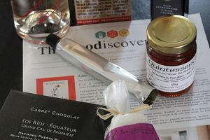 Kiki veut gagner une box Foodiscover ? concours inside