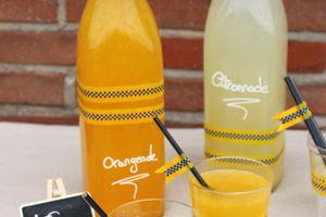 Orangeade ou citronnade ? :)