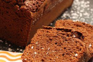 Cake chocolat mandarine