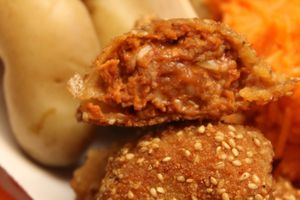Nuggets de merguez