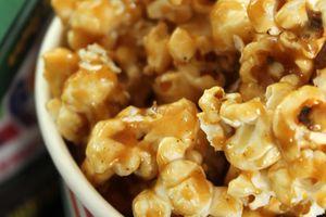 Pop corn caramel façon pop corn Baff