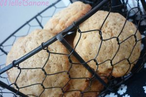 Cookies framboise & chocolat blanc