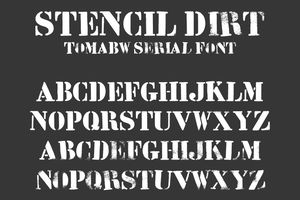 Fonts TomaBw
