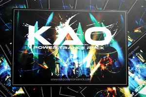 KAO power trance rock