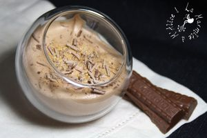 Mousse au Gianduja