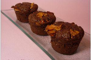 Petits Moelleux Fondants Chocolat & Nougatine