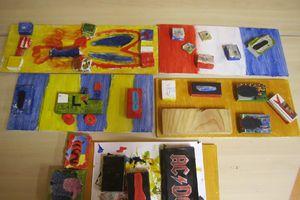 Atelier After's'cool: Art et éco-citoyenneté à Sallédes