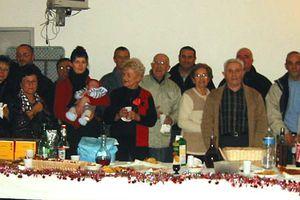 A l'assemblée Générale de Décembre 2010
