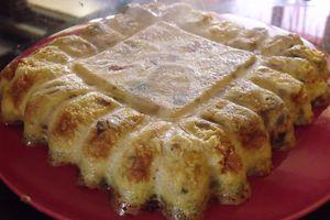 Tortilla méditerranéenne