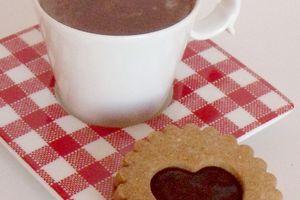 Sablés au chocolat comme un choco