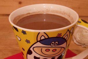 Chocolat chaud, que c'est bon !!!