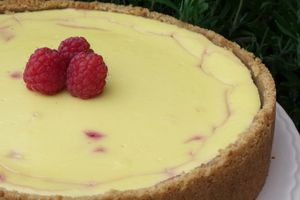 Cheesecake passion / framboise