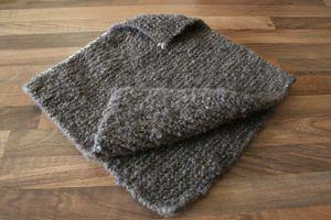 Un poncho chaud #2