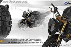 S1000RR Madmax Continental for Wunderlich