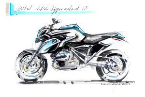 HP2 Megamoto LC Concept