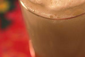 Cocktail à la bière : le demi-pêche
