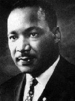 I have a dream Martin Luther King est né le 15 janvier 1929 à Atlanta (Georgie).