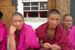 Au Tibet sans y être
