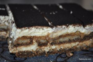 Tiramisu Ultra Facile - Easy Tiramisu