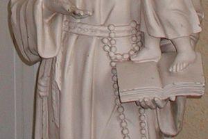 hommage gallican à Saint Antoine de Padoue