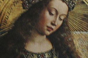 A La Vierge Marie florilège