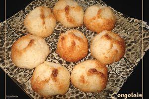 Rocher Noix de Coco (Congolais)