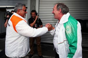 Ian Phillips quitte Force India