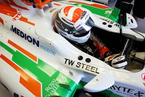 Medion rejoint Sahara Force India